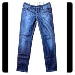 Joe's Jeans Cigarette Ankle Cut Denim Jeans Sz 29